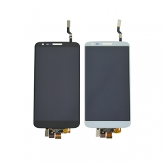 Wholesale price for LG G2 D800 original LCD with AAA glass LCD display touch screen assembly with digitizer