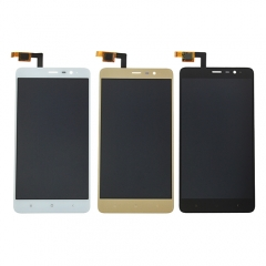 Wholesale price for Xiaomi Redmi Note 3 original LCD with AAA glass LCD display touch screen assembly with digitizer