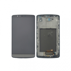 Good Quality for LG G3 original LCD with AAA glass display LCD screen assembly with frame