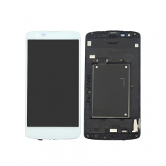 Factory supplier for LG K8 replacement original LCD screen display assembly with frame