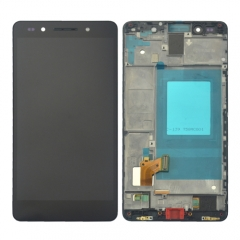 Fast shipping for Huawei Honor 7 screen display LCD complete with frame