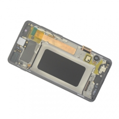 Competitive price for Samsung Galaxy S10 Plus display screen LCD digitizer with frame