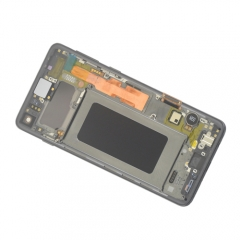 How long shipping for Samsung Galaxy S10 screen display LCD complete with frame